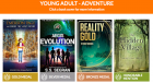 Reality Gold Wins 2018 Bronze Readers Favorite Award